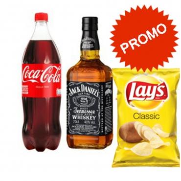 Pack Jack Daniels